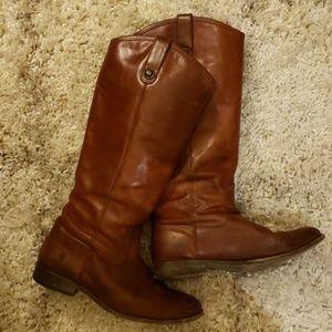 Frye Melissa riding boots
